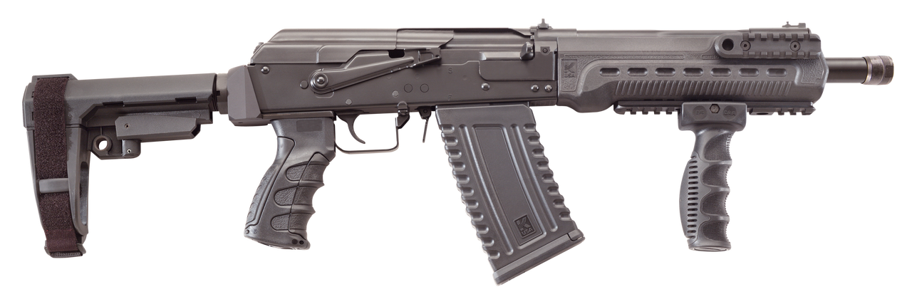 Featured Build: Kalashnikov Komrad 12 Gauge - Impact Guns